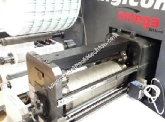 AB GRAPHICS DIGICON SERIE 1 Second Hand, Used : Label